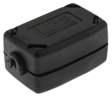 Wurth Elektronik Openable Ferrite Sleeve, 40.5 x 23.7 x 18.2mm, For General Application, Safety Relevant Application,