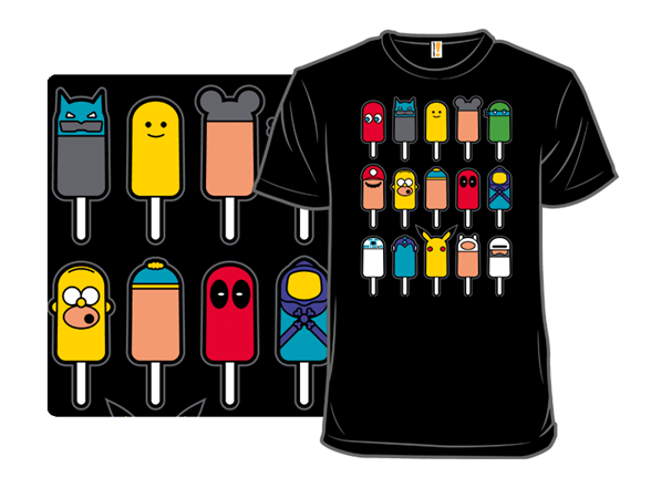 Pop-sicle T Shirt
