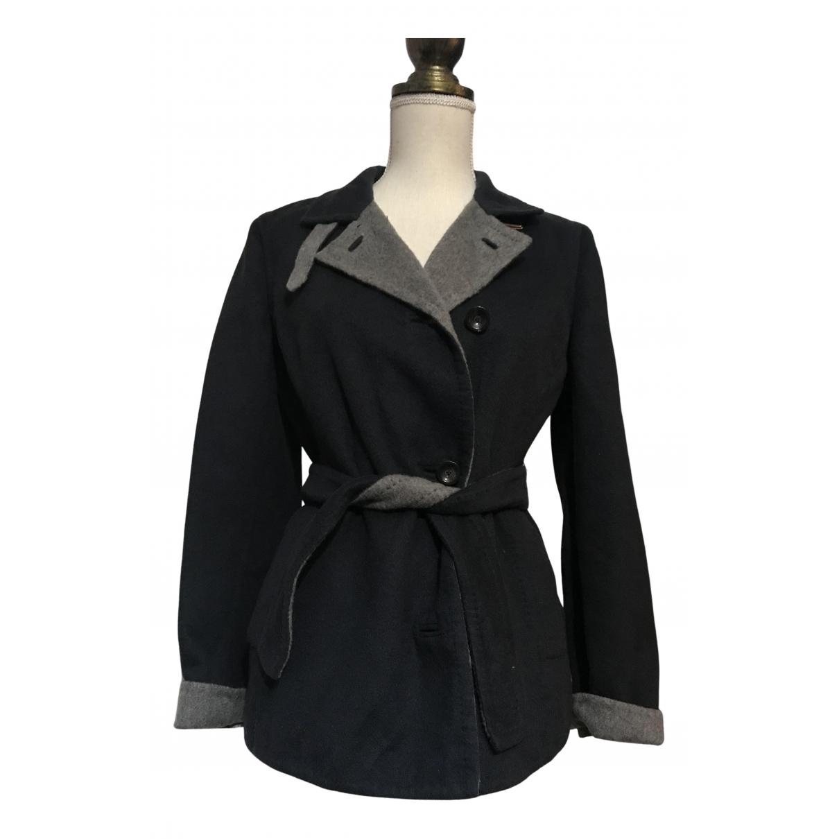 Agnona - Veste   pour femme en cachemire - marine