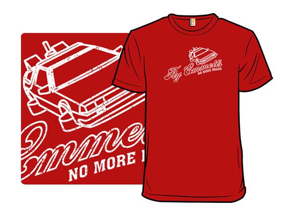Fly Emmett's T Shirt