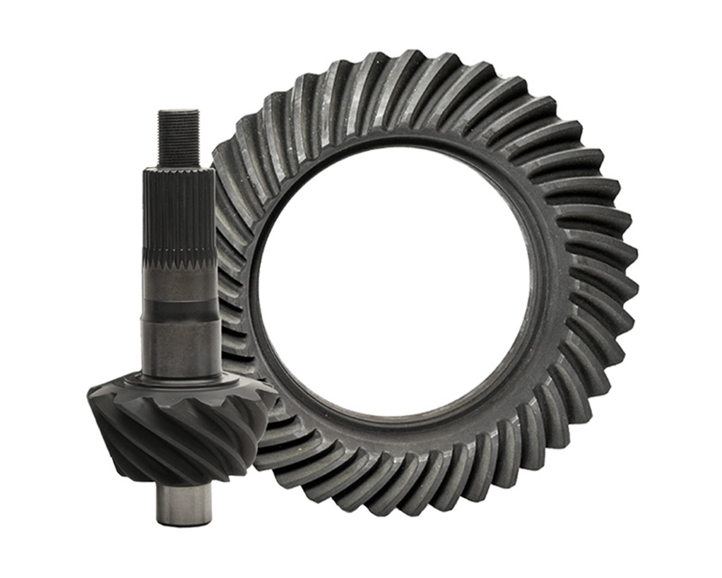 GM 10.5 Inch 14 Bolt 14T 5.13 Thick Ratio Ring And Pinion Nitro Gear and Axle