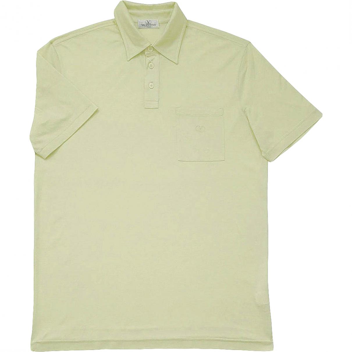 Valentino Garavani \N Cotton Polo shirts for Men 52 IT