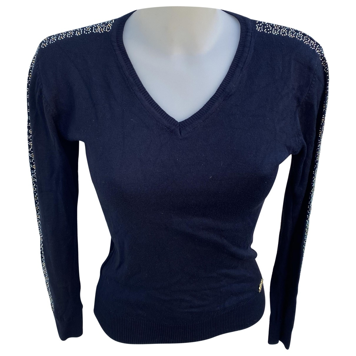 Blumarine \N Blue Cashmere Knitwear for Women M International