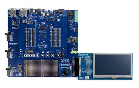 Renesas Electronics Synergy DK-S7G2 MCU Development Kit YSDKS7G2S30J