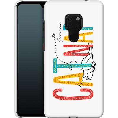 Huawei Mate 20 Smartphone Huelle - Catnap von Simons Cat