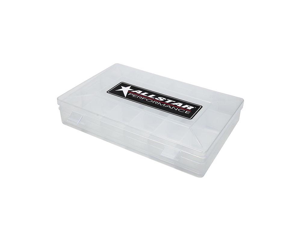 Allstar Performance ALL14361 Plastic Storage Case 18 Comp 11x7x1.75 ALL14361