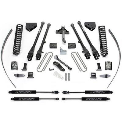 Fabtech 8 Inch 4 Link Lift Kit with Stealth Shocks - K2017M