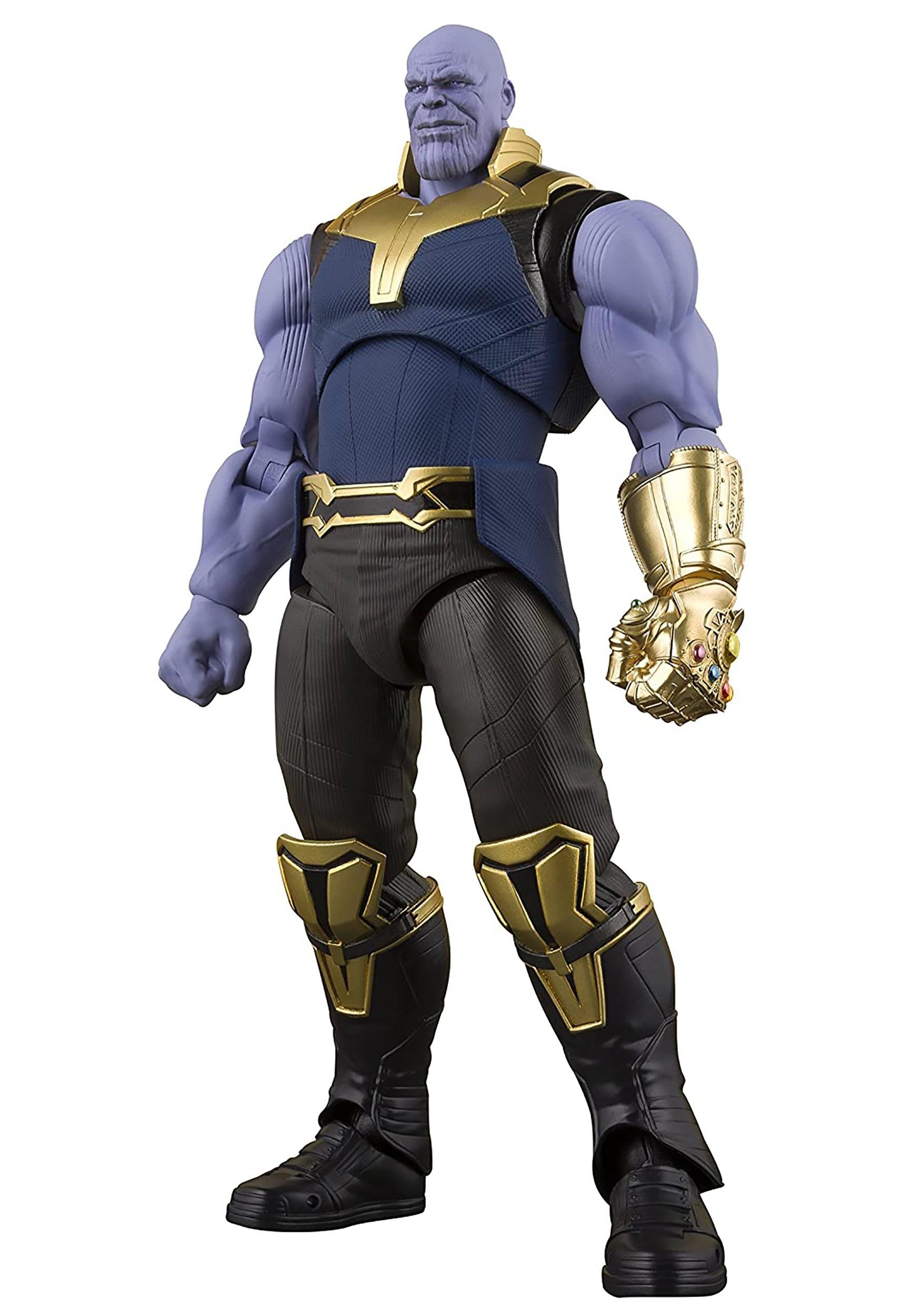 Thanos Avengers: Infinity War SH Figuarts Action Figure