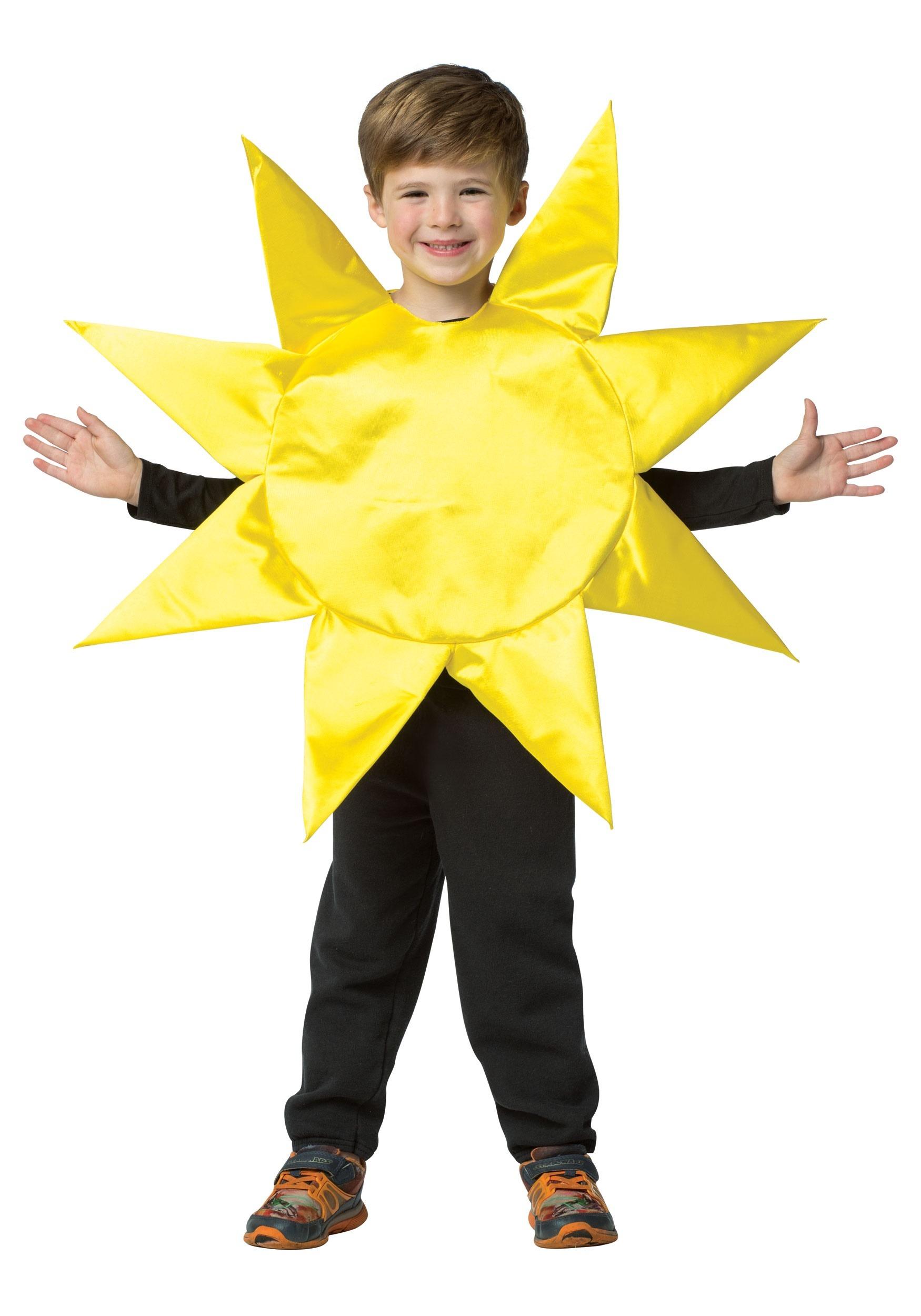Sun Costume for Kids