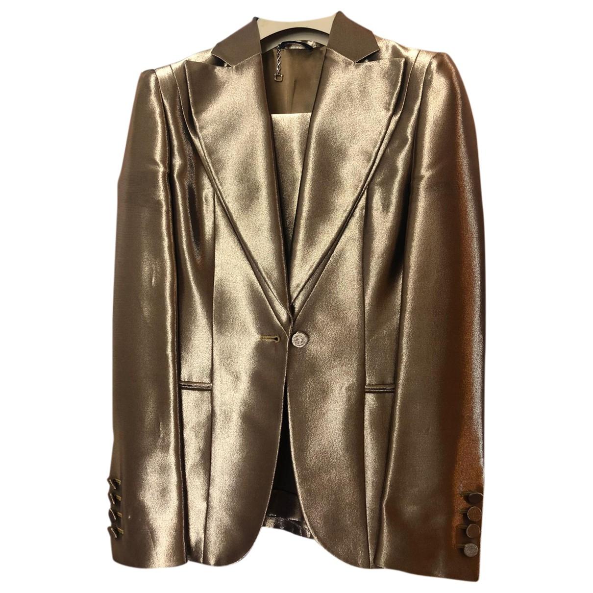 Gucci - Veste   pour femme - dore