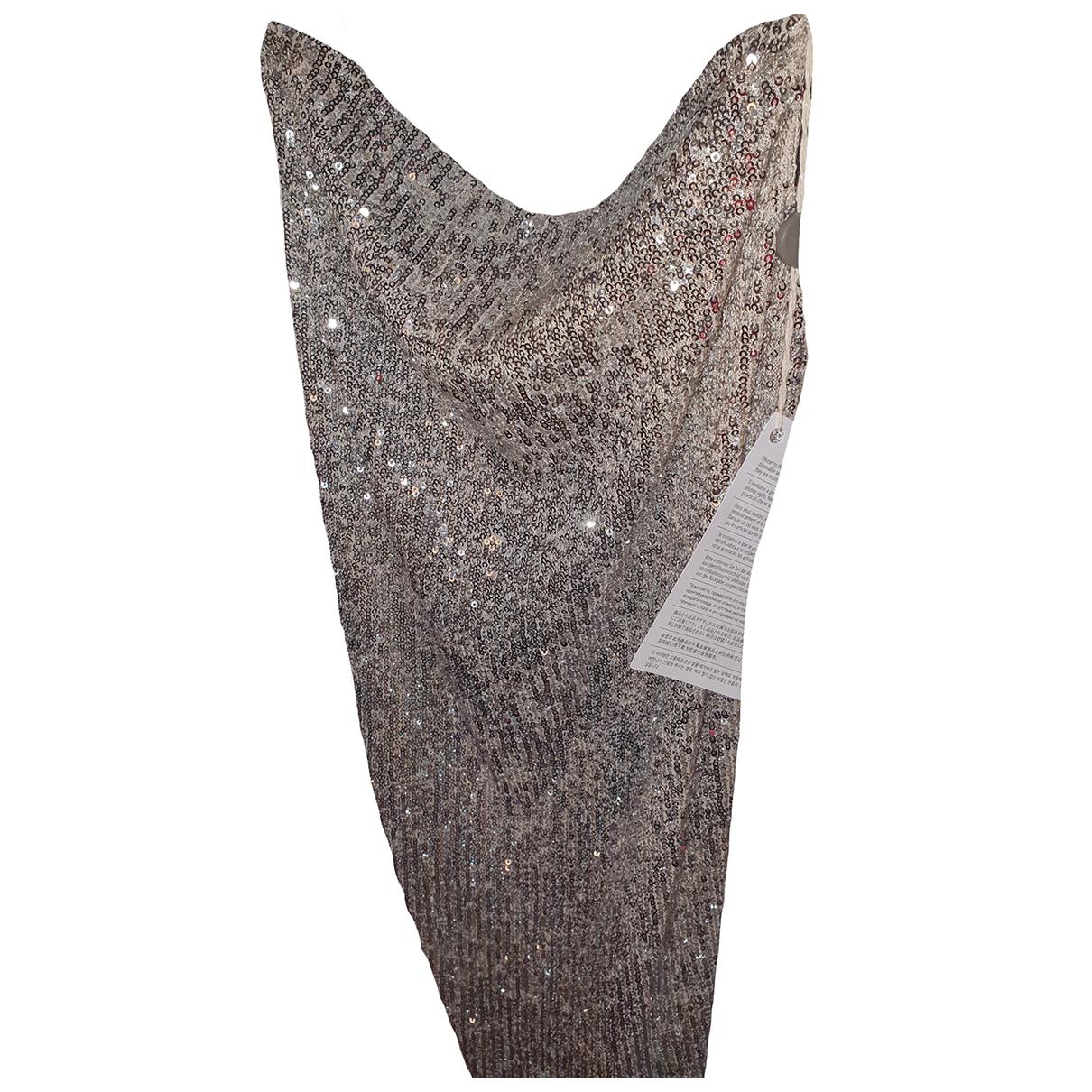 Mini vestido de Con lentejuelas Topshop
