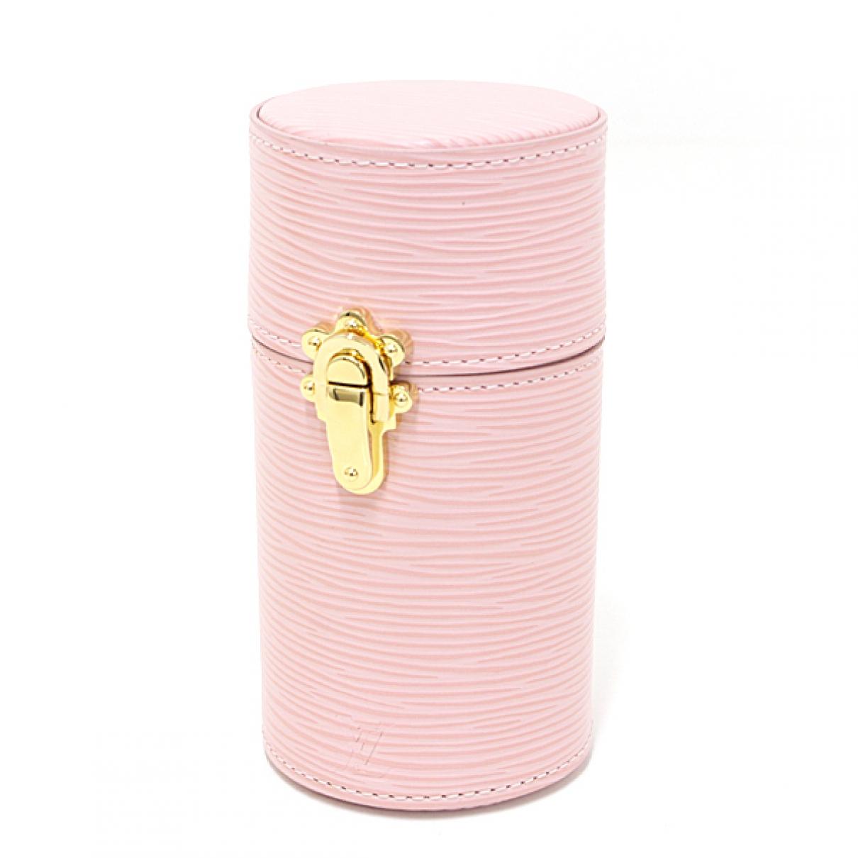 Louis Vuitton - Objets & Deco   pour lifestyle en cuir - rose