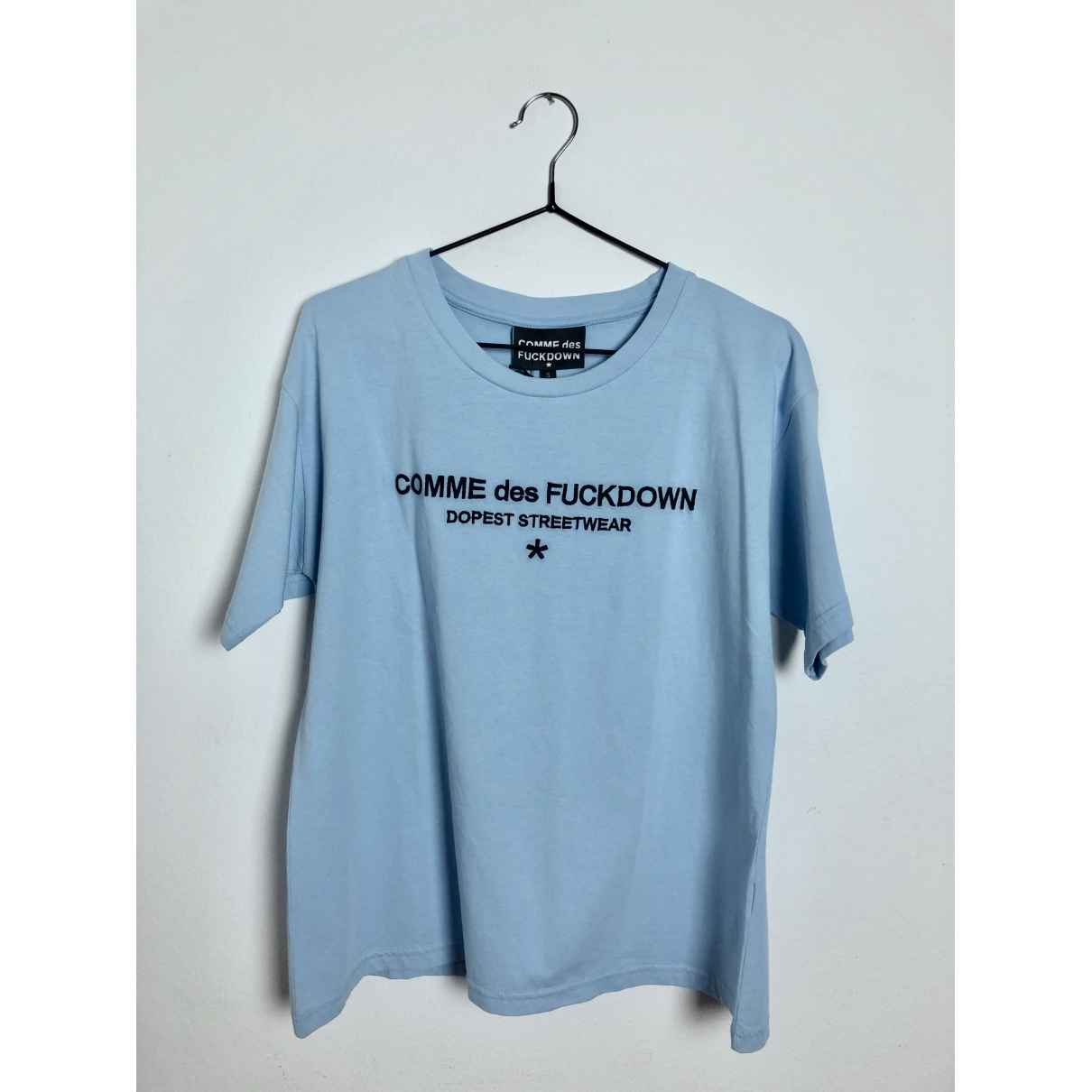 Non Signé / Unsigned \N Turquoise Cotton  top for Women XS International