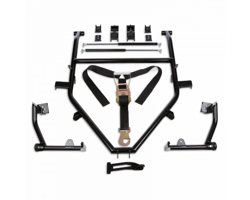 Cognito RZR Spare Tire Carrier Kit For 14-20 Polaris RZR XP