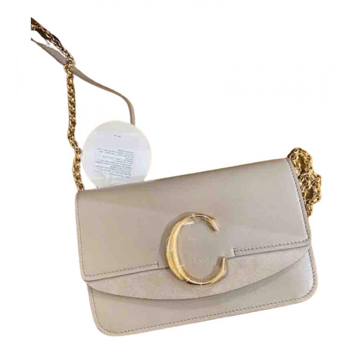 Pochette C Bag de Cuero Chloe
