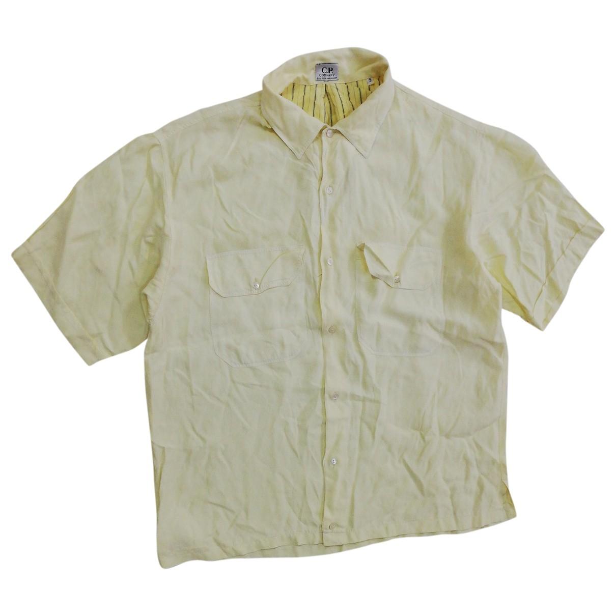 Cp Company \N Hemden Grau