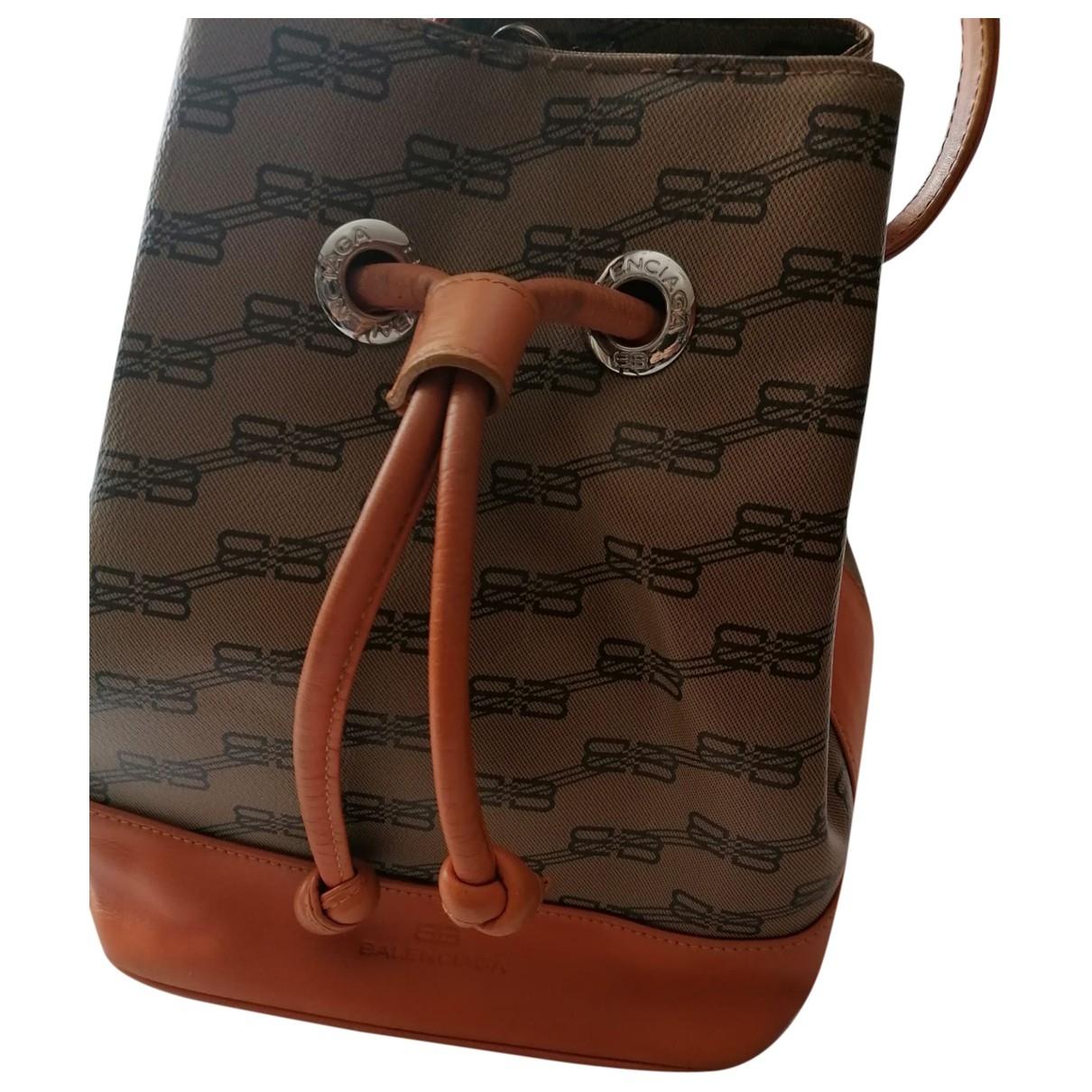 Balenciaga \N Multicolour Leather handbag for Women \N