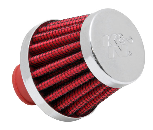 K&N 62-1600RD Vent Air Filter/ Breather