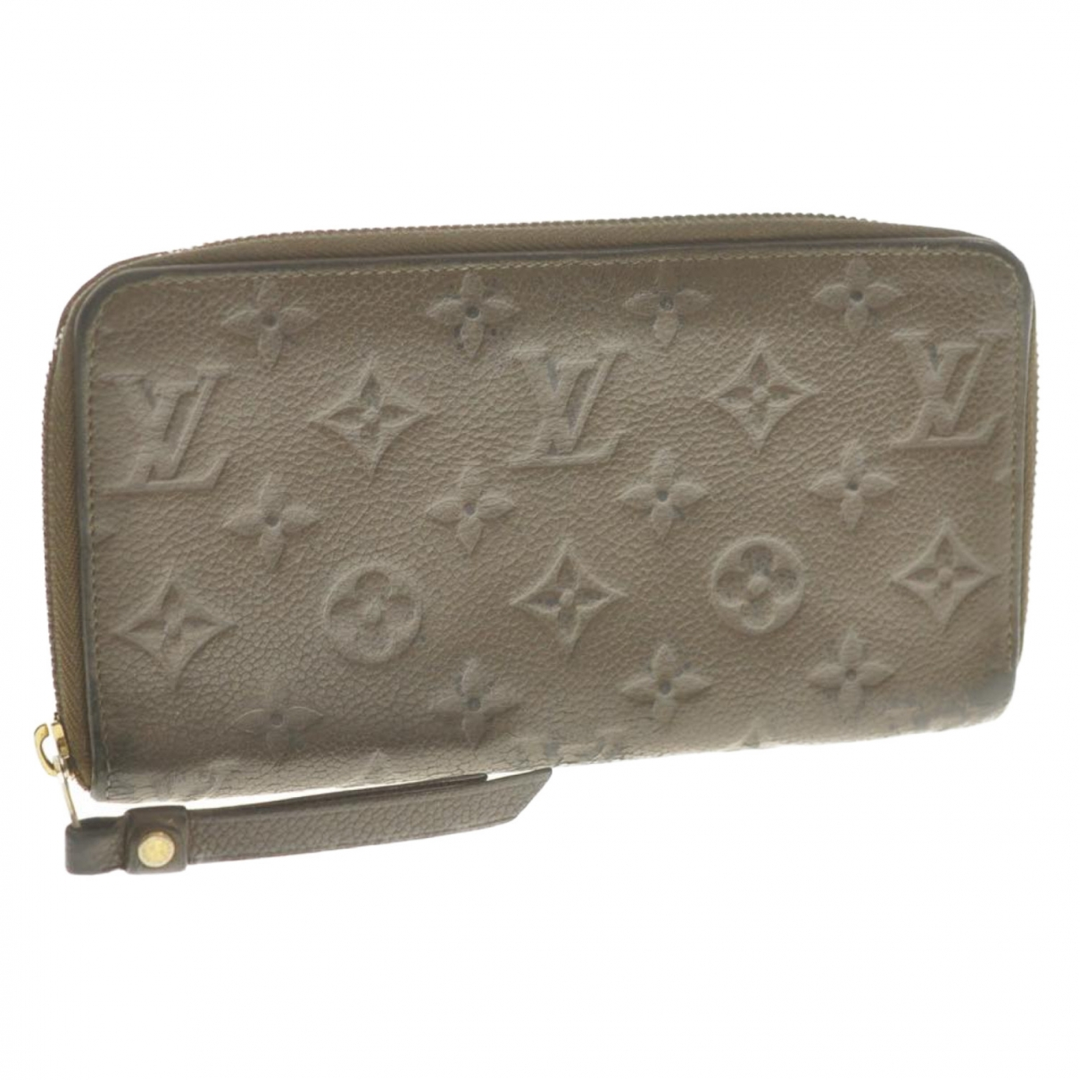 Louis Vuitton \N Black Leather Purses, wallet & cases for Women \N