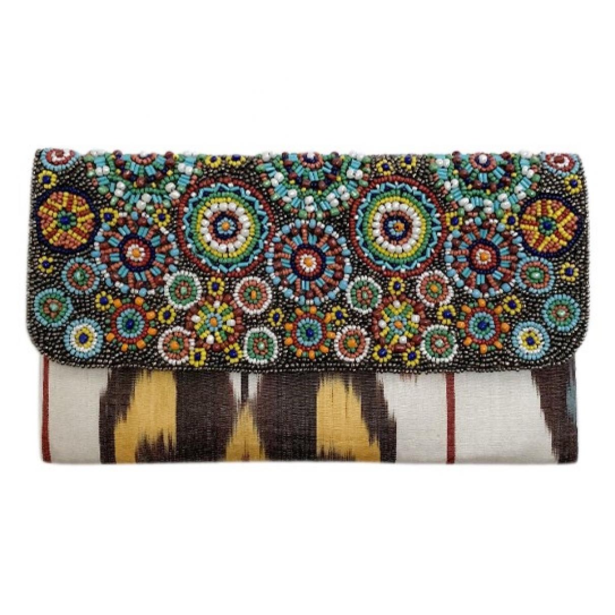 Fragonard \N Multicolour Silk handbag for Women \N