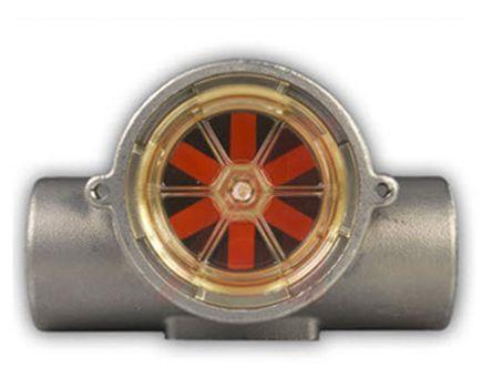 Gems Sensors RotorFlow Flow Indicator, 1.5 gal/min → 20 gal/min, RFI Series