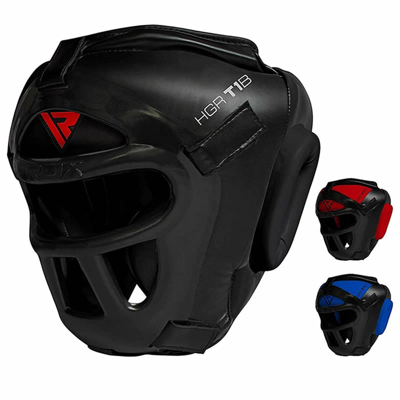 RDX T1 Kopfschutz Mit Abnehmbarem Gesichtsschutzgitter