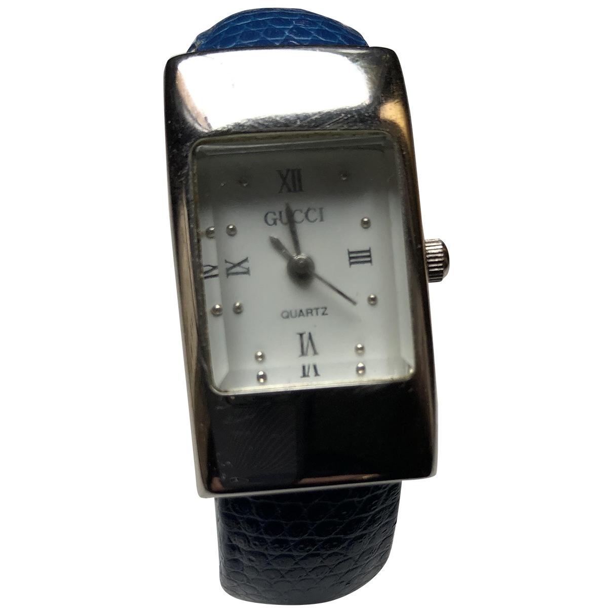 Gucci \N Blue Steel watch for Women \N