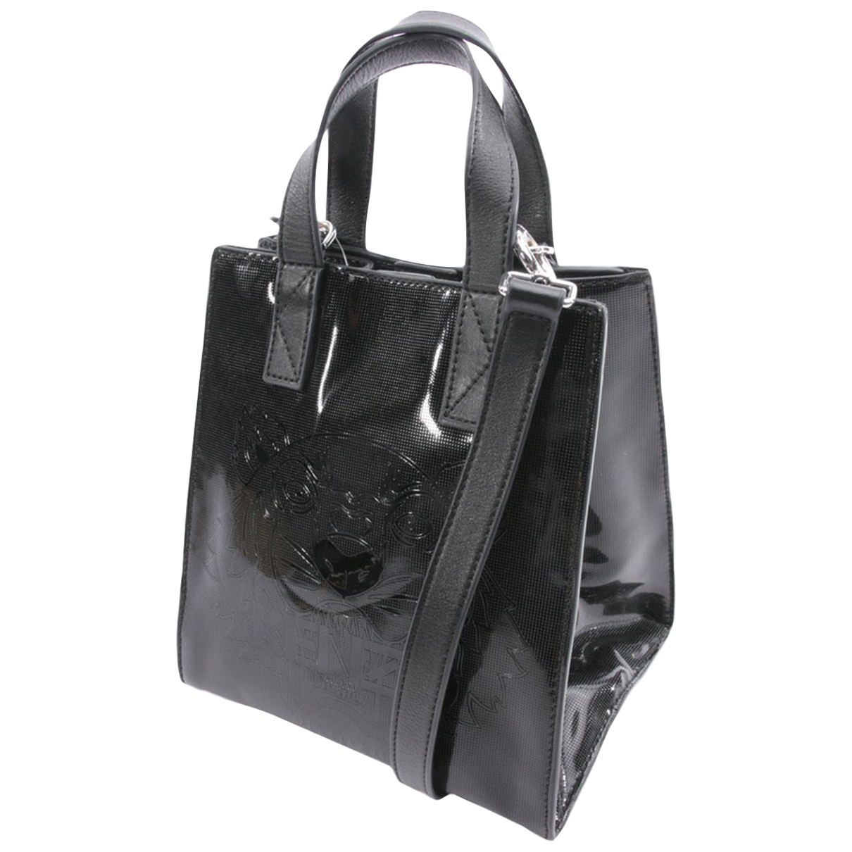 Kenzo \N Black Cloth handbag for Women \N