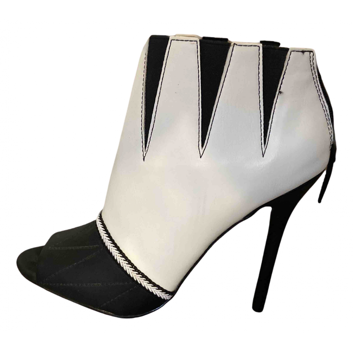 Non Signé / Unsigned \N Ankle boots for Women 39 EU