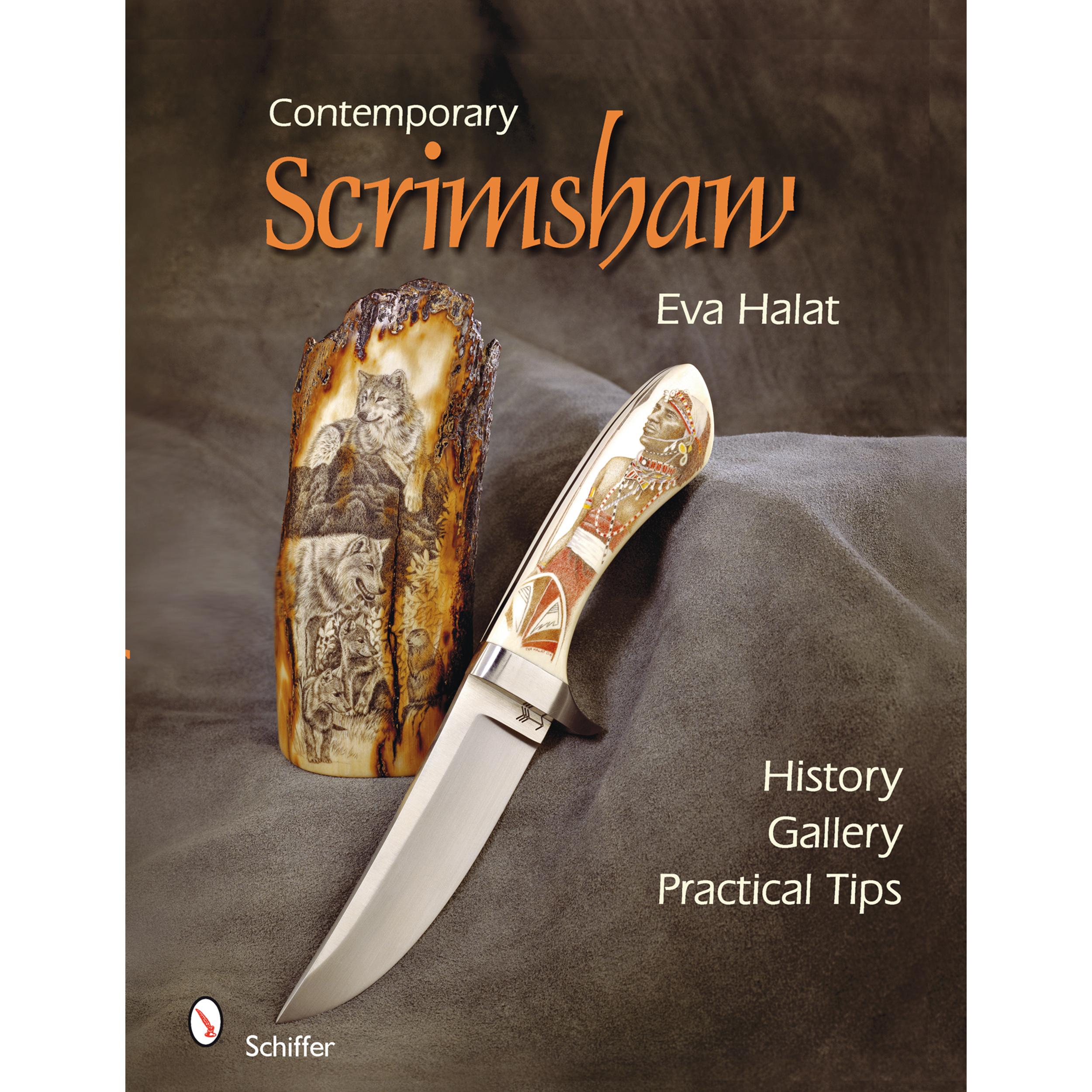 Contemporary Scrimshaw