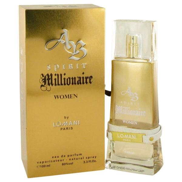 Ab Spirit Millionaire - Lomani Eau de Parfum Spray 100 ML