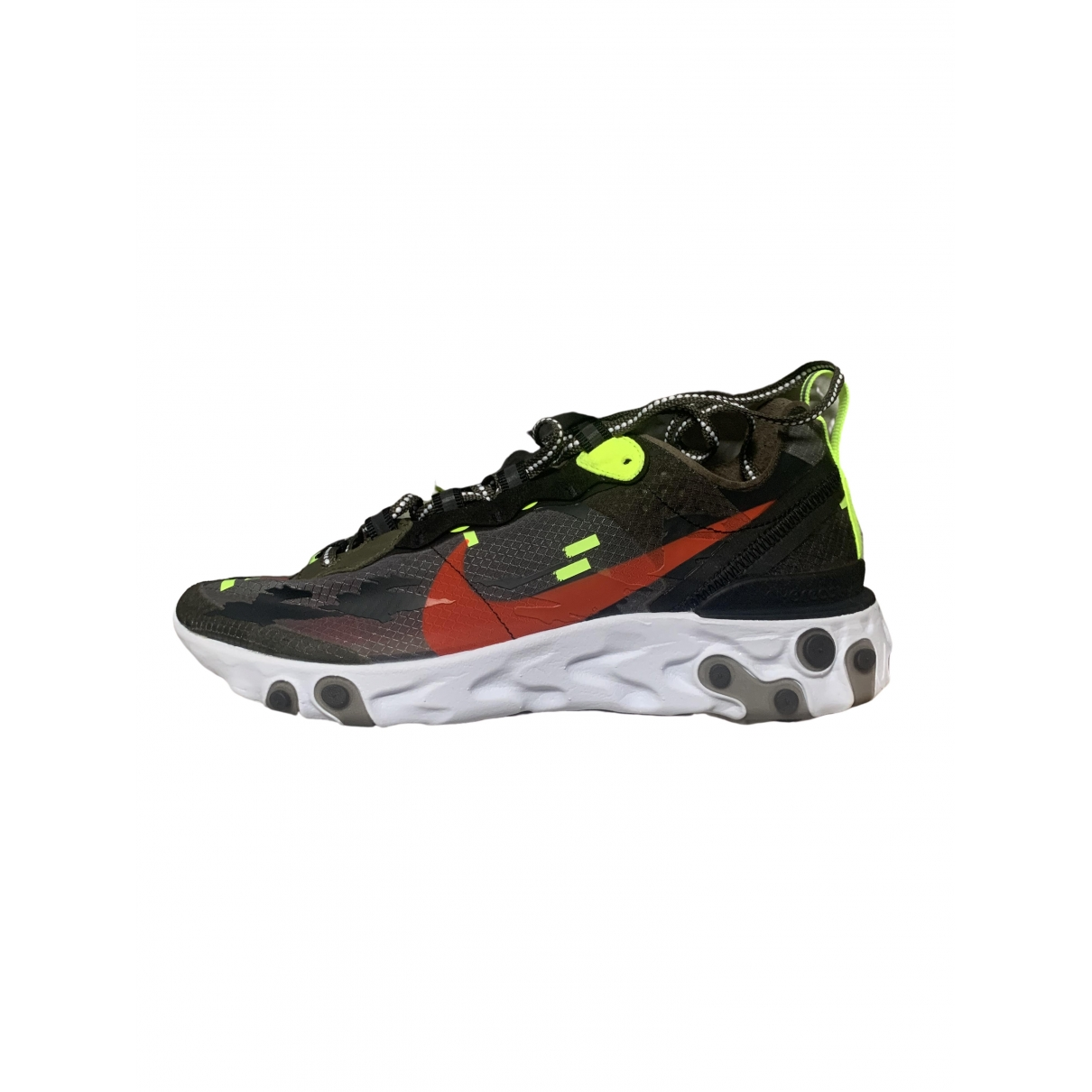 Nike React Element 87  Multicolour Cloth Trainers for Women 39 EU