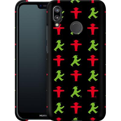Huawei P20 Lite Smartphone Huelle - AMPELMANN Pattern von AMPELMANN