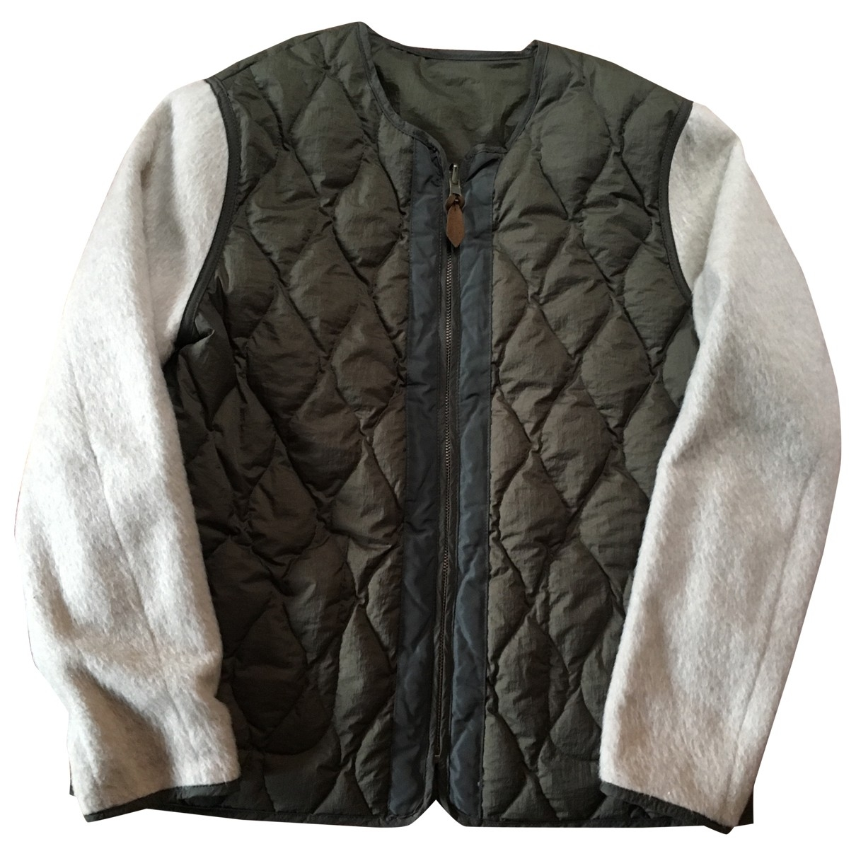 Bellerose \N Jacke in  Gruen Polyester