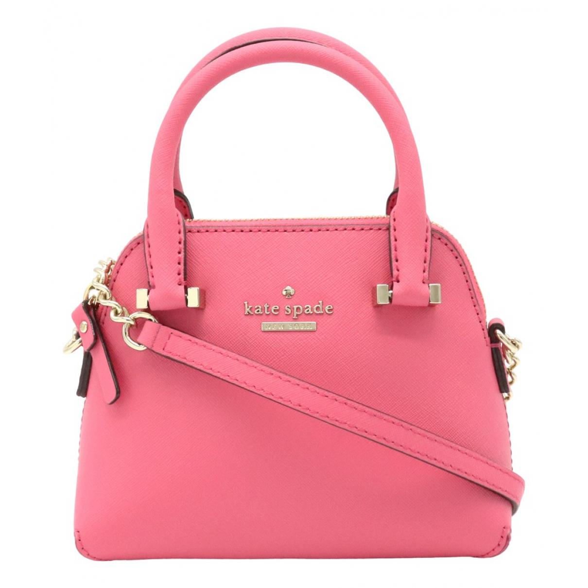 Kate Spade N Pink Leather handbag for Women N