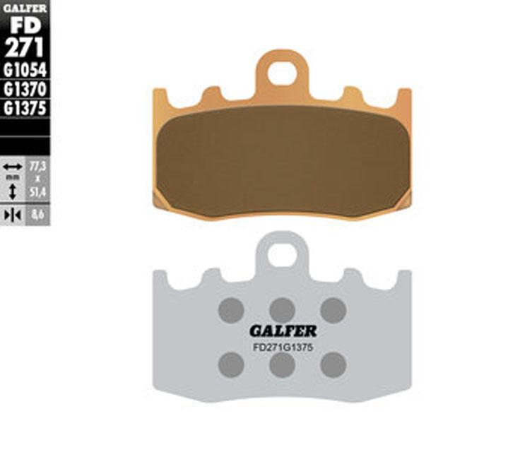 Galfer Front Brake Pads BMW K 1200 S