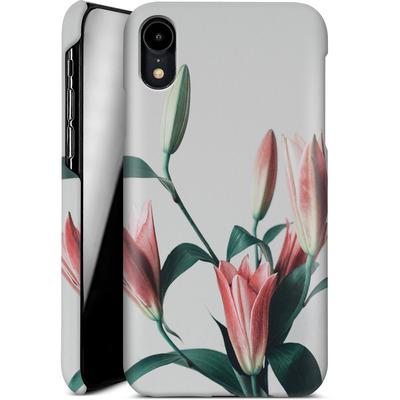 Apple iPhone XR Smartphone Huelle - Blume von SONY