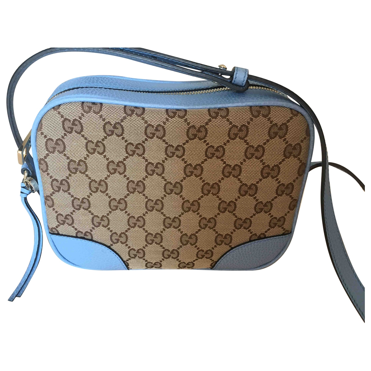 Gucci Bree Beige Cloth handbag for Women \N