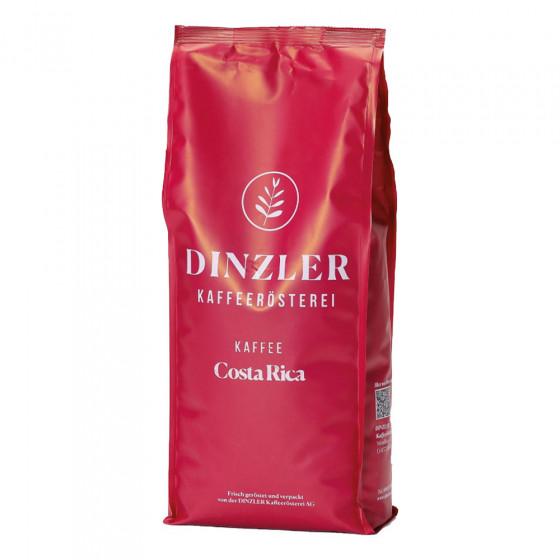 """Coffee Beans Dinzler Kaffeerosterei """"Kaffee Costa Rica"""", 1 kg"""