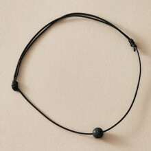 1pc Men Layered String Bracelet