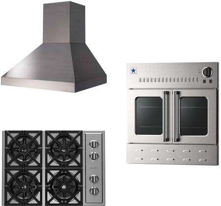 3-Piece Kitchen Package with RBCT304BSSV2NG 30
