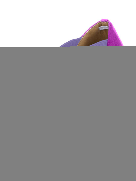 Milanoo Grace Black Peep Toe Women's High Heels