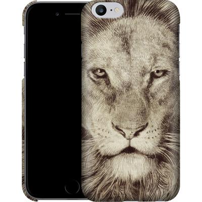 Apple iPhone 6 Plus Smartphone Huelle - Leo Lion von Eric Fan