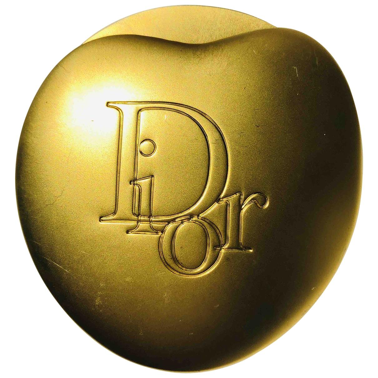 Dior - Objets & Deco   pour lifestyle en metal - dore