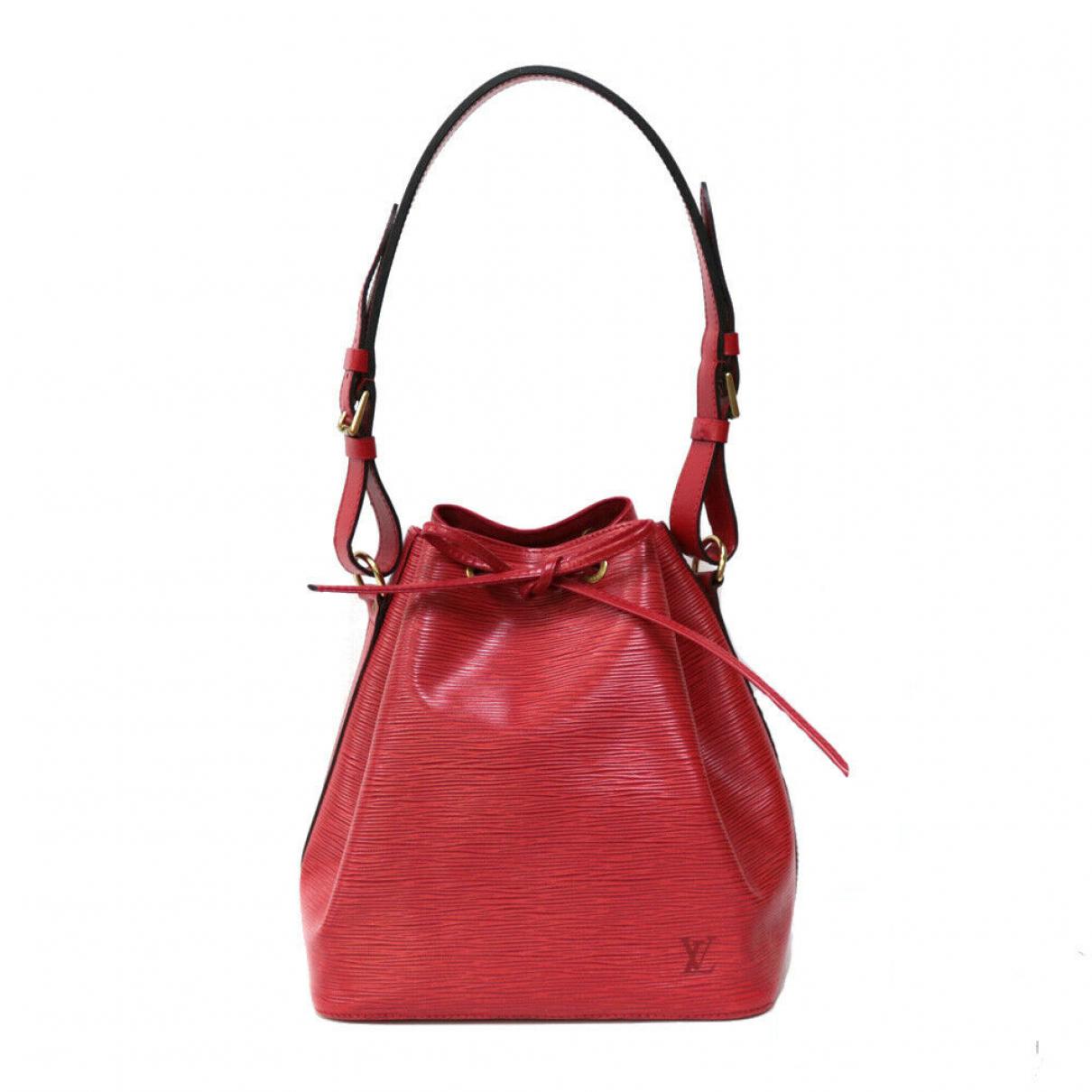 Louis Vuitton - Sac a main   pour femme en cuir