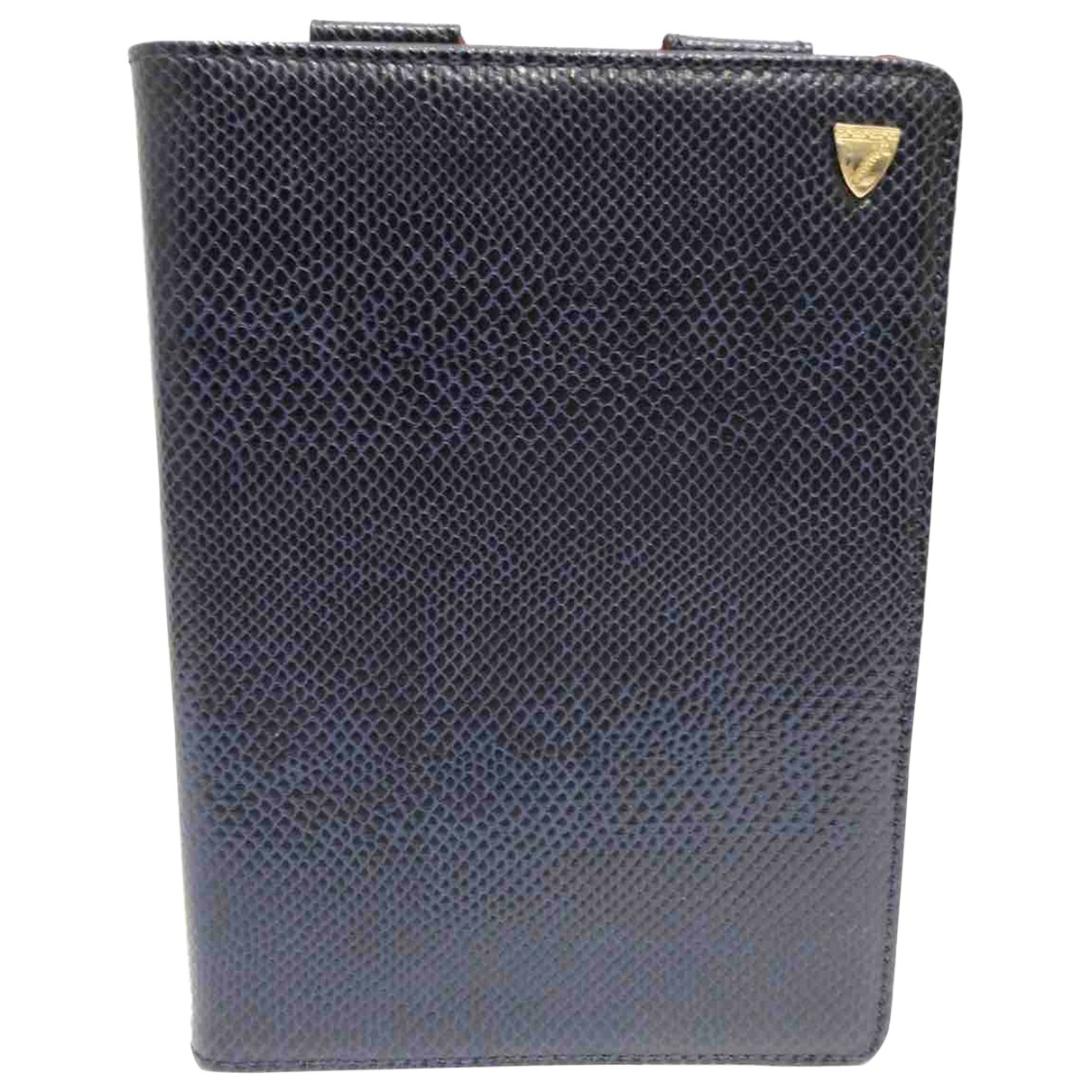 Funda ipad de Cuero Aspinal Of London