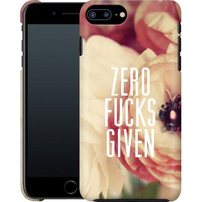 Apple iPhone 7 Plus Smartphone Huelle - Zero Fcs Given von Statements
