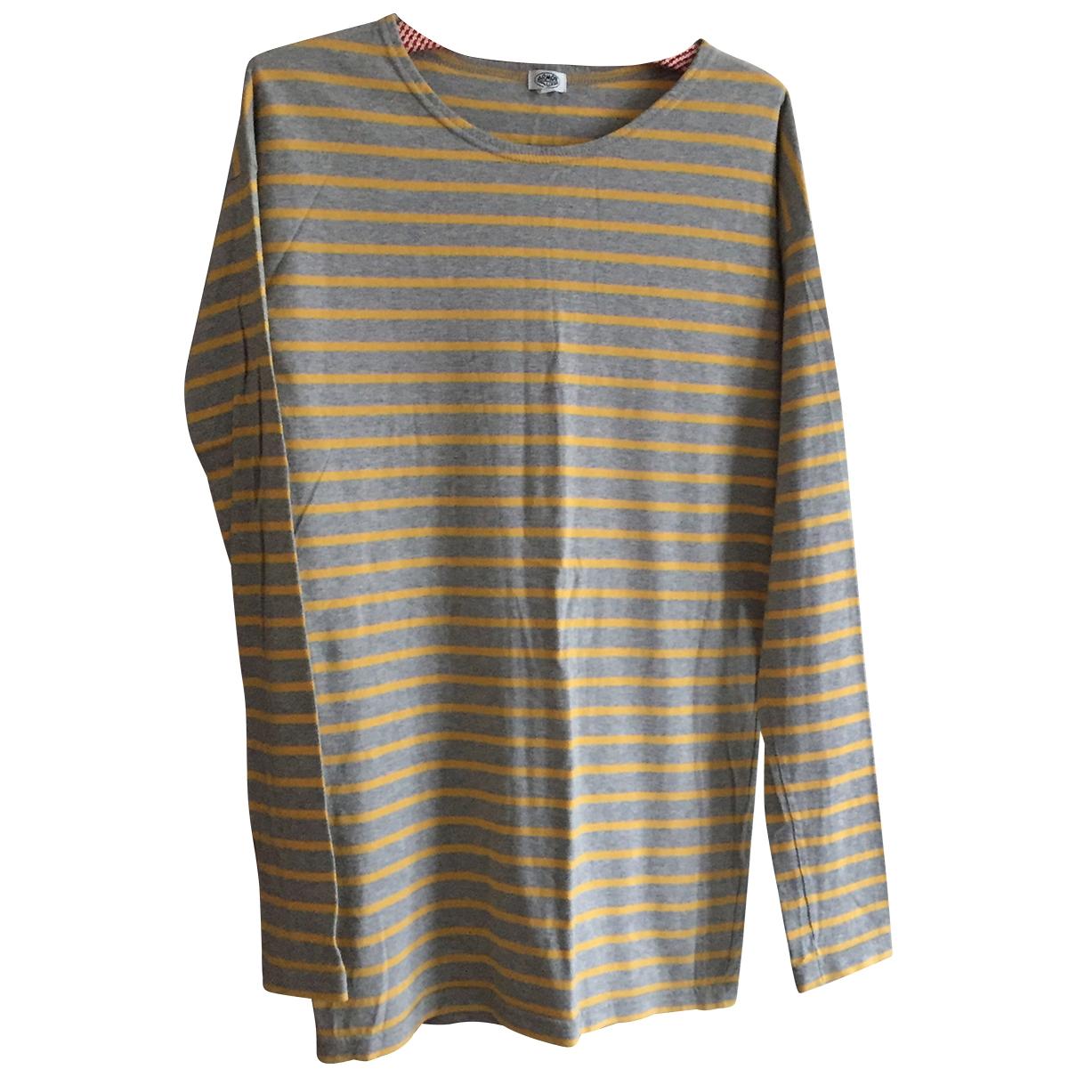 Armor-lux \N Multicolour Cotton  top for Women 36 FR