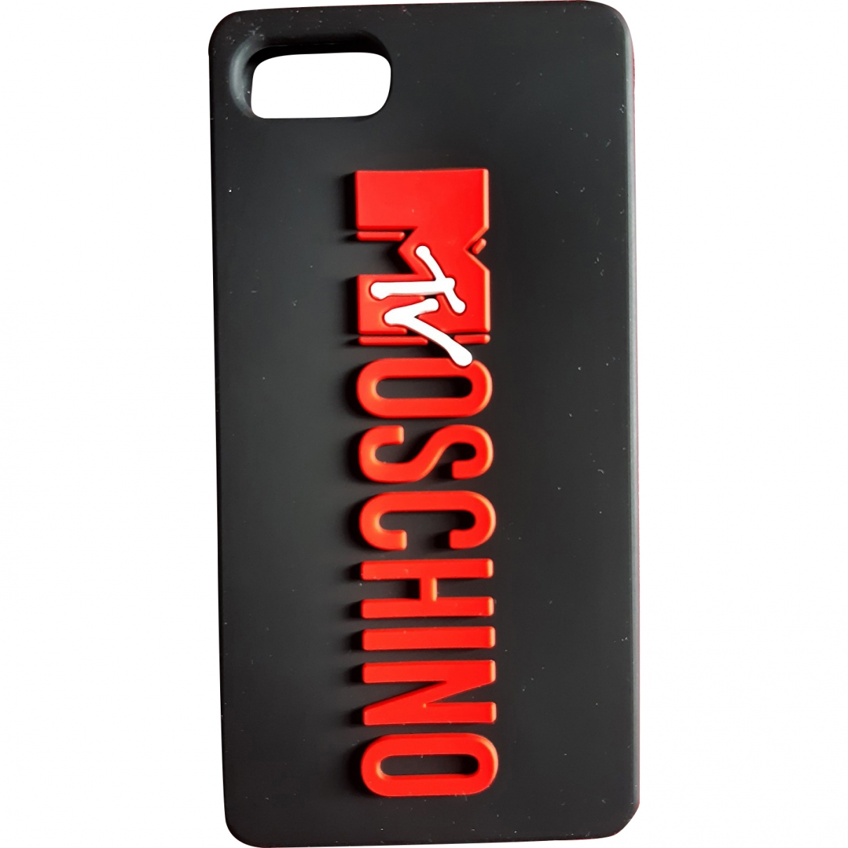 Moschino For H&m \N Accessoires in  Schwarz Kunststoff