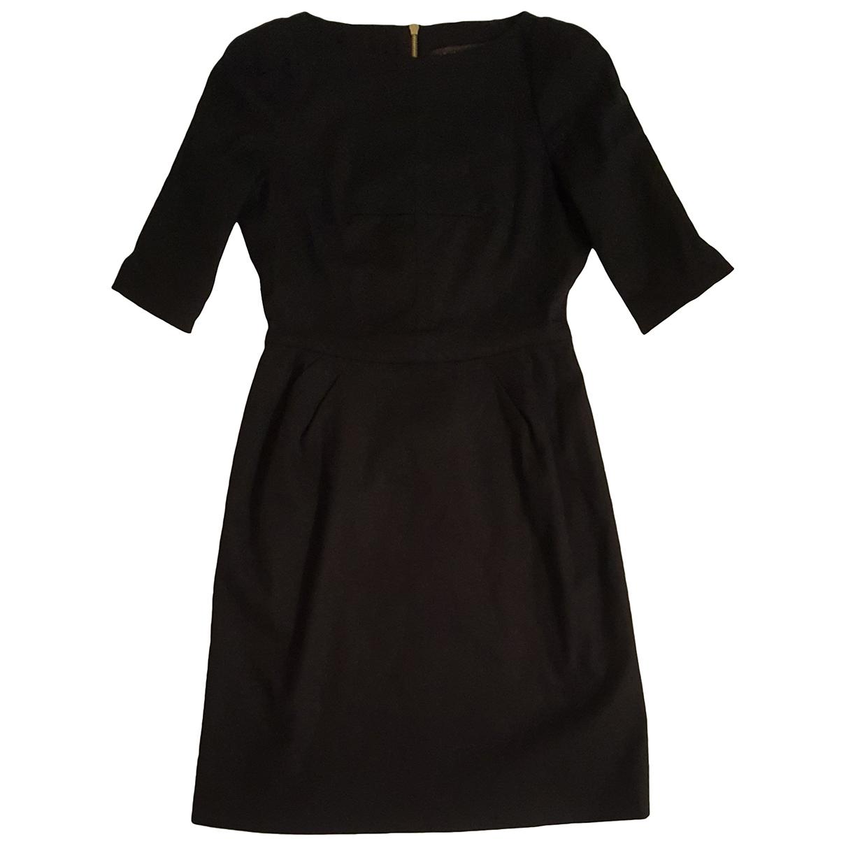Vestido midi Louis Vuitton